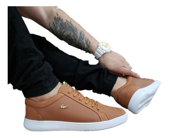 Zapato Casual Zapatilla Hombre Caballero Elegante Sintétic