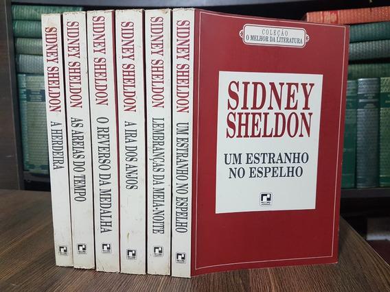 Coleção Sidney Sheldon 6 Vols - O Melhor Da Literatura