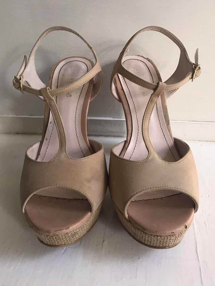 Zapatillas Andrea De Segunda Mano (nude)