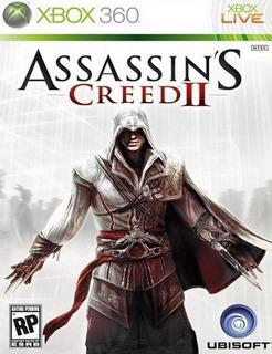 Assassins Creed 2 Xbox 360 Nuevo Y Sellado Juego Videojuego