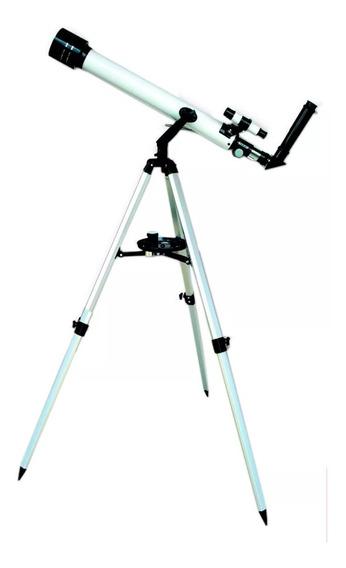 Telescópio Astronômico Profissional Lente 60mm F70060tx Csr