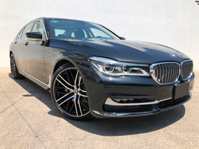 Bmw Serie 7 3.0 740ia Excellence At 2016