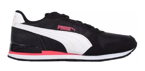 Zapatillas Puma St Runner V2 Nl 367108 Mujer Moda Asfl70