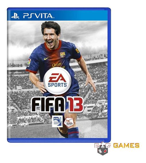 Fifa 13 - Ps Vita - Midia Fisica