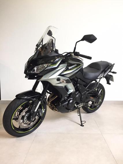 Kawasaki Versys 650 Abs 2019 - Mateus