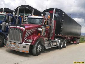 Kenworth T800 Camión Tractocamión