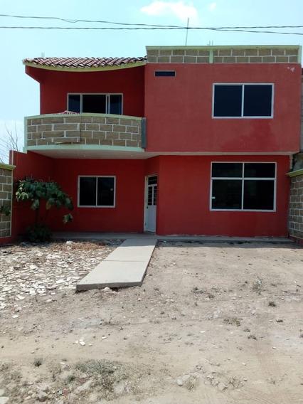 Casa En Venta En El Jobo, A 10 Minutos Del Libramiento Sur En Tuxtla Gutiérrez