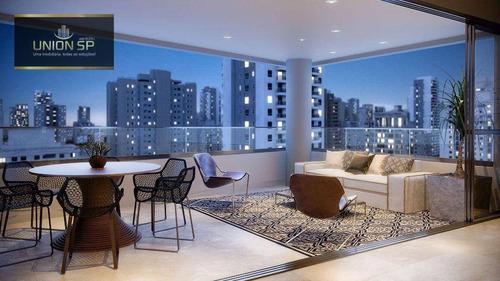 Imagem 1 de 4 de Studio Com 1 Dormitório À Venda, 26 M² Por R$ 681.000,00 - Jardim Paulista - São Paulo/sp - St1437