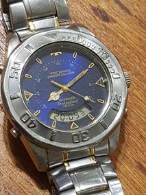 Relógio Masculino Original Technos Skydiver Analógico Digit