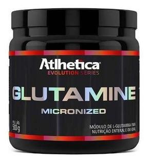 L - Glutamina 300g - Atlhetica Nutrition