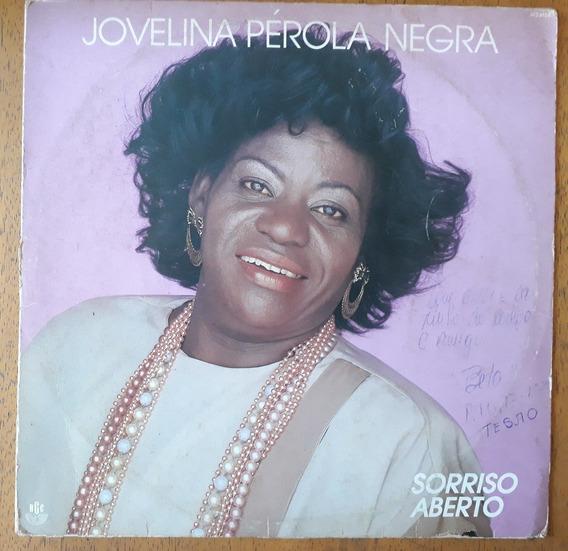Lp Jovelina Perola Negra Sorriso Aberto 1988 Rge