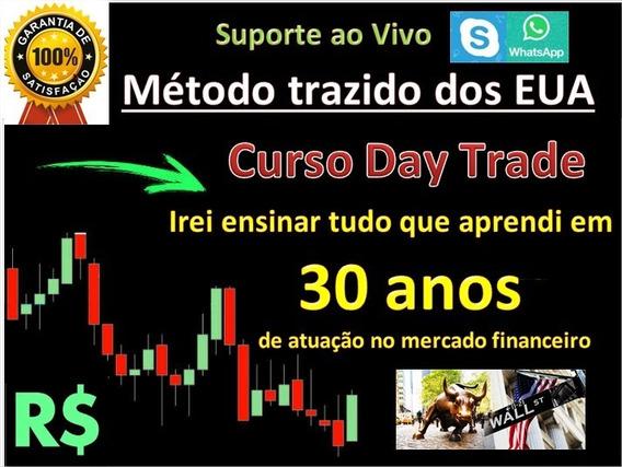 Curso De Day Trade - Suporte Ao Vivo - ( Promoção + Brinde)