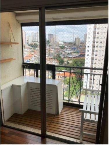 Apartamento 70m², 2 Dormitorios,  2 Vagas - Ipiranga - Ap12184