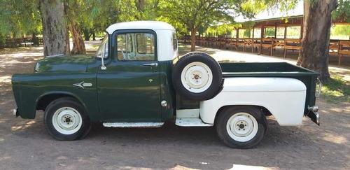 Imagen 1 de 8 de Dodge Pick Up 1957