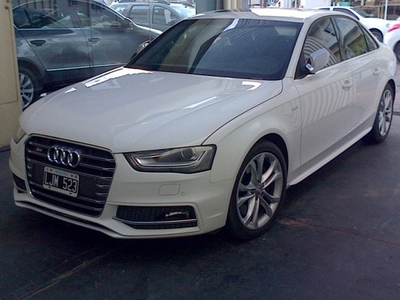 Audi S4 Stronic 3.0. Unica Mano, Soy Titular Impecable,