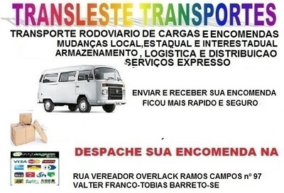 Transleste Transportes
