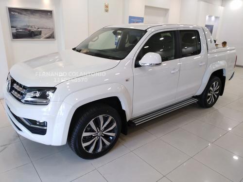 Amarok V6 Extreme 0km Volkswagen 4x4 2021 Nueva Vw Camioneta