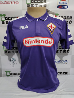 Camisa Fiorentina 1998-99 Edmundo 11 Seria A Tim