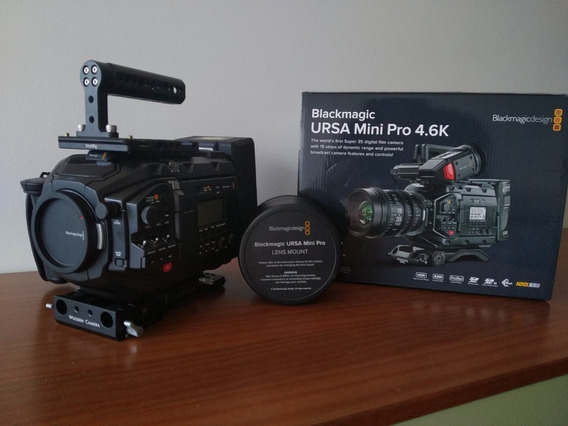 Kit Blackmagic Ursa Mini Pro