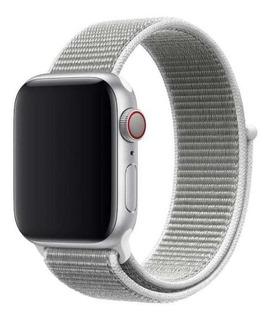 Pulseira Esportiva Tecido | Apple Watch 42mm 44mm | Seashell
