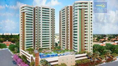 Apartamento Residencial À Venda, Engenheiro Luciano Cavalcante, Fortaleza. - Codigo: Ap0159 - Ap0159