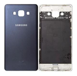 Carcaça Aro Aluminio + Botões Galaxy A5 A500 Retirada Nova
