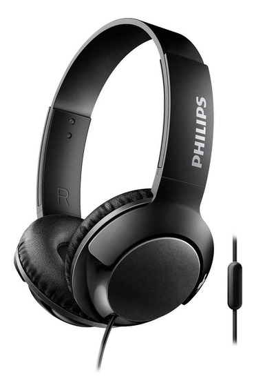 Fone De Ouvido Supra Auricular Shl3075 Preto Philipspromoção