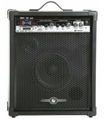 Caixa De Som Amplificada Frahm Mf400 Bt