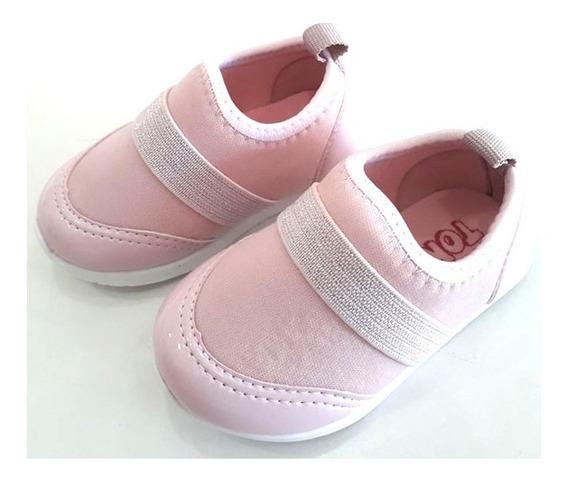 Tênis Feminino Infantil Criança- 016293