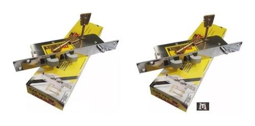 Cerraduras 2 Un Trabex 700 Portón Corredizo Combinadas