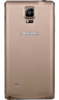 Tampa Samsung Traseira Samsung Galaxy Note 4 Sm-n910 N910