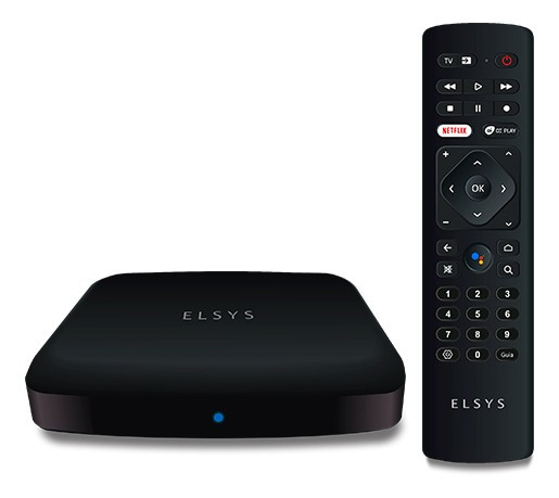Streaming Box Oi - Android Tv 4k