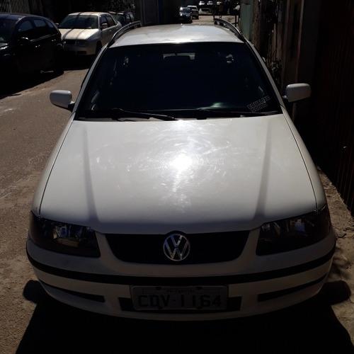 Volkswagen Parati 2002 1.8 Comfortline 5p
