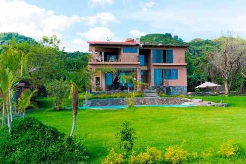 Bonita Casa En Venta En Lo Alto Del Valle De Atongo