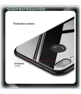 Forro Templado Trasero Antichoque Huawei P20 Lite En Stock