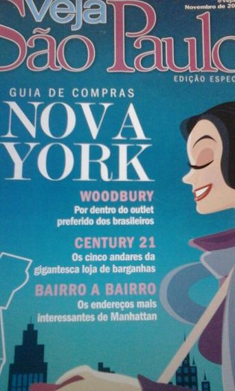 Revista Veja Sao Paulo Edição Especial 2011