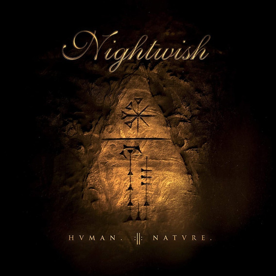 Nightwish Human Ii Nature 2 Cd Importado Nuevo Original