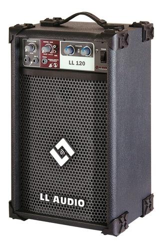 Caixa Amplificada Multi Uso Ll120 Ll Audio