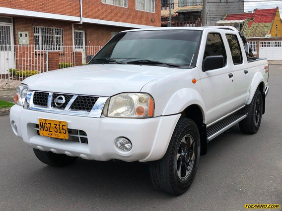 Nissan Frontier Np300 4x4 2400icc Mt Aa Abs Dh