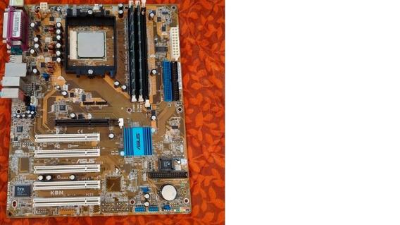 K8n+processador Sempron 3000+cooler
