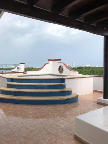 Espectacular Penthouse En El Table Amueblado Con Roof Top
