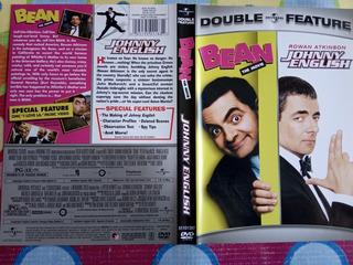 Dvd 2 Películas Johnny English Y Mr Bean, Sub Esp & Eng