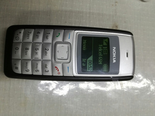 Nokia 1110 Negro En Inmejorable Estado Para Telcel
