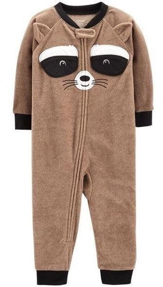 Mameluco Pijama Con Pies Antiderrapante Niño Carters 4t