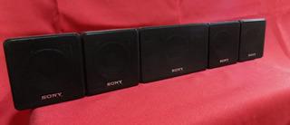Bafles Parlantes Satelitales Sony Ss-msp700