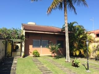 Casa Residencial À Venda, Estância Balneária De Itanhaém, Itanhaém. - Ca0071