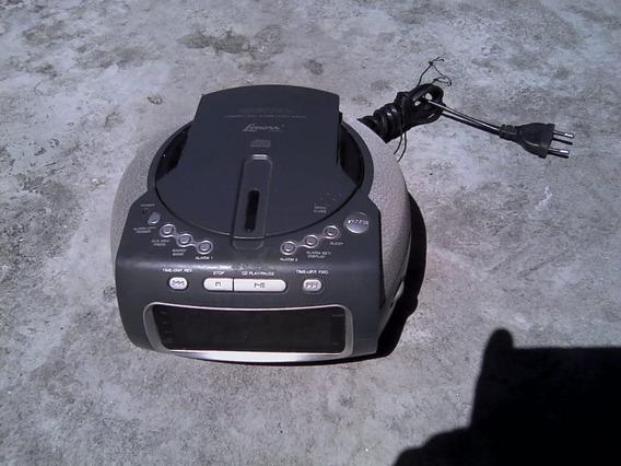 Compact Disc/rádio Relógio Lenoox