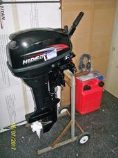 Motor Hidea 15 Hp 2t Nuevos Entrega O Envio Ya.¡¡ Mercury