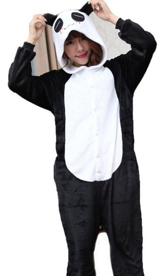 Pijama Panda Kigurumi Disfraz Cosplay Ropa Dormir Onesies