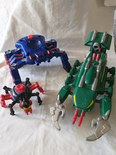 Spider Slayer Spiderman La Serie Animada Toy Biz 1994